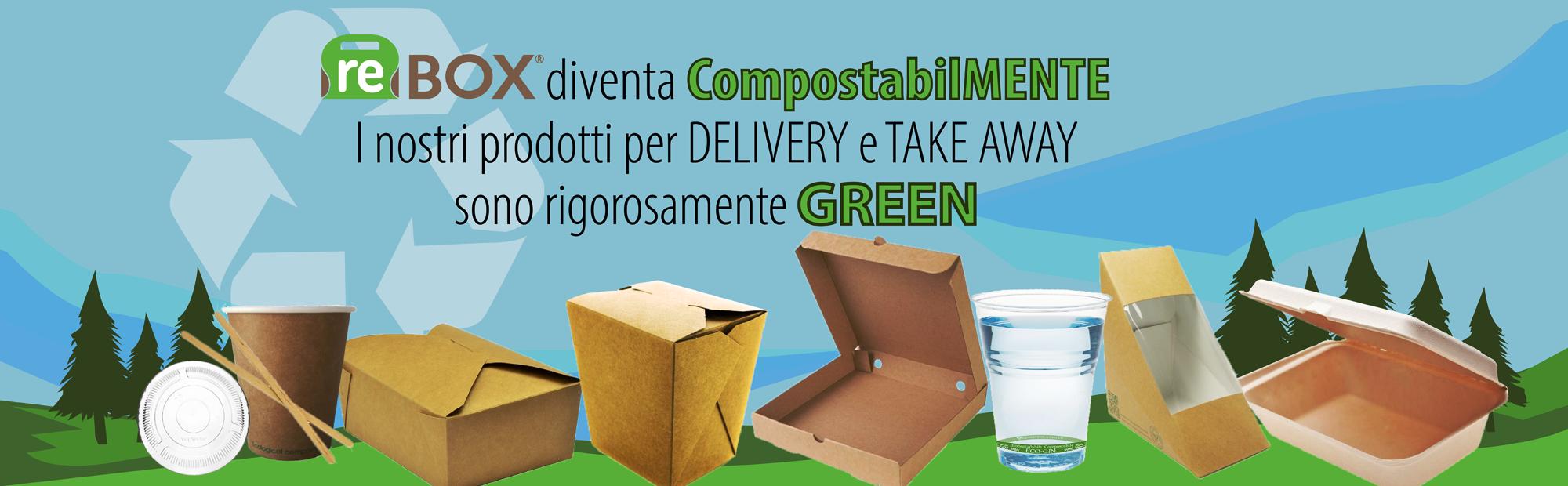 Asporto GREEN